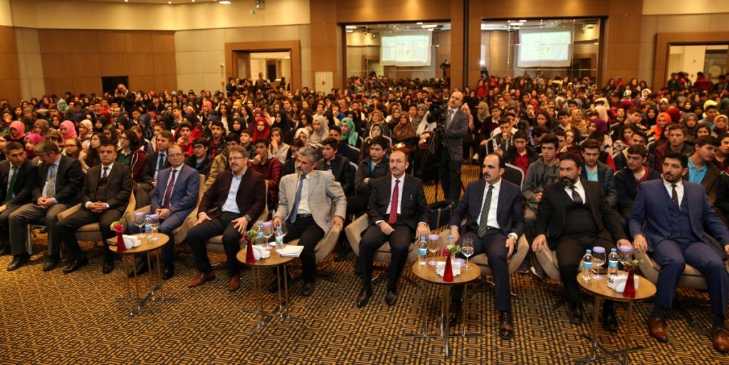 """Başkan Altay, """"SEDEP, Vatanını Seven Gençlerin Projesidir"""""""