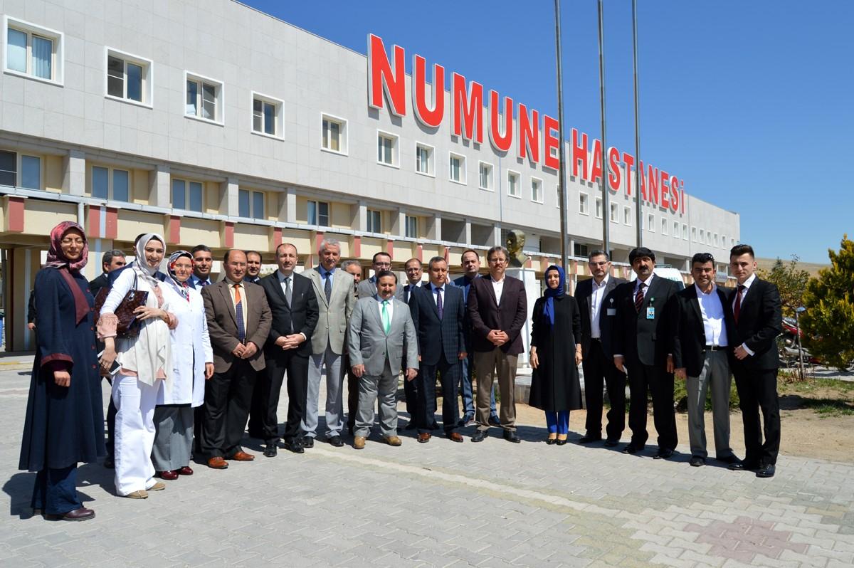 Konya Numune Hastanesi'nde SEDEP Uygulaması