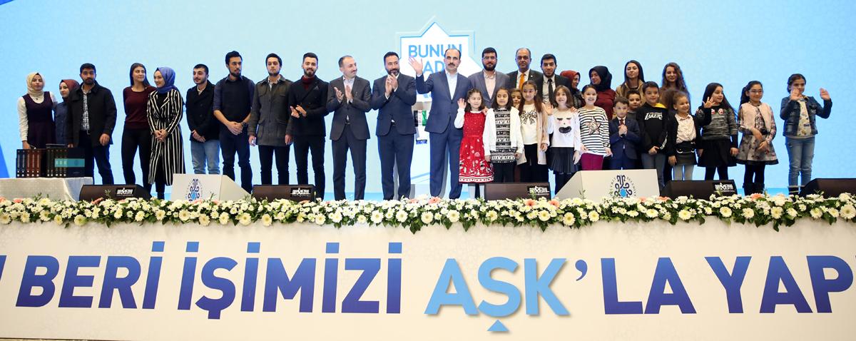 """Başkan Altay """"SEDEP, Vatanını Seven Nesillerin Projesidir"""""""